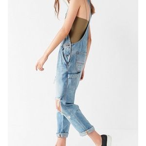 04a416687946 BDG Jeans - BDG Ryder Boyfriend overall- vintage slash